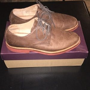 Oxford Copeland Leather shoes